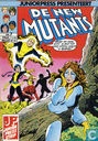 Strips - New Mutants, De - Eerste schooldag