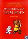 Vier nieuwe delen in de succesvolle reeks Avonturen van Tom Poes - Voorjaar 2007