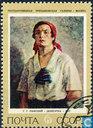 Sowjetischen Kunst