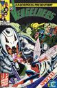 Strips - Avengers [Marvel] - Greep naar de macht