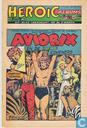 Bandes dessinées - Aviorix de galliër - Heroic-albums 15