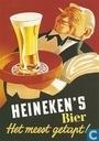 """B001589 - Heineken """"Het meest getapt!"""""""