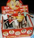 Suske & Wiske bending set of 5 dolls