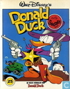 Donald Duck als sheriff