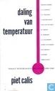 Daling van temperatuur