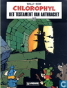 Strips - Chlorophyl - Het testament van Anthraciet
