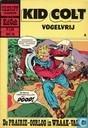 Strips - Derringer Kid - De prairieoorlog in Wraak-vallei!