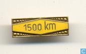 1500 km