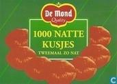 B001840 - De mond quality 1000 Natte Kusjes Tweemaal zo nat