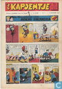 Comic Books - Kapoentje, 't (magazine) (Dutch) - 1949 nummer  1