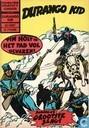 Comic Books - Durango Kid - Het pad vol gevaren! + Durango's grootste slag!