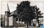 (oude gemeentehuis aan de Hoofdstraat)