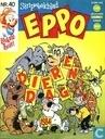 Comic Books - Alsjemaar Bekend Band, De - Eppo 40