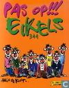 Bandes dessinées - Eikels - Pas op!!! Eikels 3 à 4