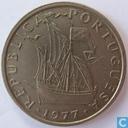 Portugal 5 escudos 1977