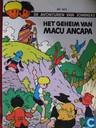 Comic Books - Jeremy and Frankie - Het geheim van Macu Ancapa