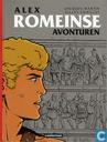 Strips - Alex [Martin] - Romeinse avonturen