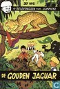 Comic Books - Jeremy and Frankie - De gouden jaguar