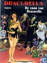Strips - Dracurella - De zoon van Dracurella