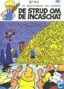 Bandes dessinées - Gil et Jo - De strijd om de Incaschat