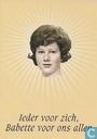 """B003206 - Joost Overbeek """"Ieder voor zich, Babette voor ons allen"""""""