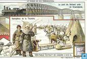 An der transsibirischen Eisenbahn