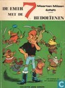 Bandes dessinées - Martin Milan - De emir met de 7 bedoeïenen
