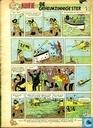 Strips - Bob Spaak op zijn sport praatstoel - Pep 43