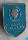 Camay [blauw]