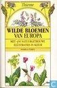 Wilde bloemen in Europa