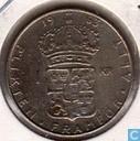 Sweden 1 krona 1963