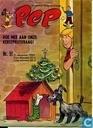 Comics - Bob Spaak op zijn sport praatstoel - Pep 51