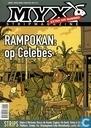 Bandes dessinées - Myx Stripmagazine (tijdschrift) - Myx stripmagazine 2e jrg. nr. 9