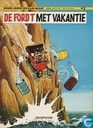 Comic Books - Bram Jager en zijn buur - De Ford T met vakantie