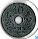 France 10 centimes 1943 (17 mm)