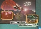 "B001258 - Pardon ""Greetings from Axanomyx"""