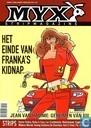 Strips - Myx Stripmagazine (tijdschrift) - Myx stripmagazine 2e jrg. nr. 2a