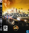 Video games - Sony Playstation 3 - Need for Speed: Undercover