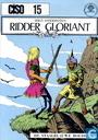 Comic Books - Ridder Gloriant - Ridder Gloriant + De staalblauwe boeddha