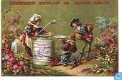 Scènes de la vieille Allemagne