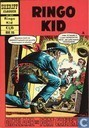 Comics - Ringo Kid - Gijzelaar in Fort Cheyenne!
