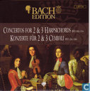 BE 008: Concertos for 2 & 3 Harpsichords