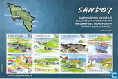 Villages of Sandoy