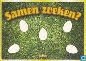 """B001689 - Schipper & De Boer ´Vrolijk Pasen´ """"Samen zoeken"""""""