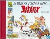 Le timbre voyage avec Asterix