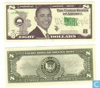 OBAMA 2008 federal note