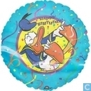 Donald Duck Ballon 3