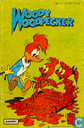 Comic Books - Woody Woodpecker - Een dagje naar het pretpark