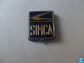 Simca [blauw]