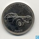 Duitsland Shell Auto - Bugatti Atlantic